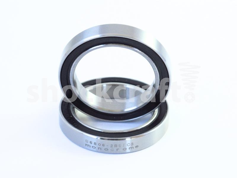 Monocrome BB30 Stainless Steel Bottom Bracket Bearings