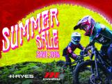 Hayes-Manitou Summer Sale 2020