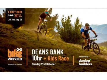 Bike Wanaka 10 Hr Race