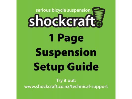1 Page Suspension Setup Guide