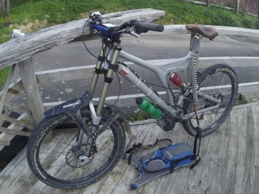 Spring Specials | Bike Wanaka 10 hr | Bike of Month | Manitou Spy Shots