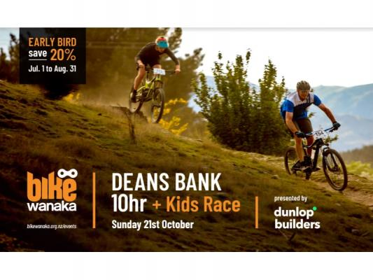 Bike Wanaka 10 Hr Race