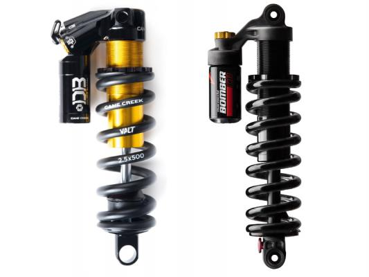 Coil Shocks & Shock Conversions
