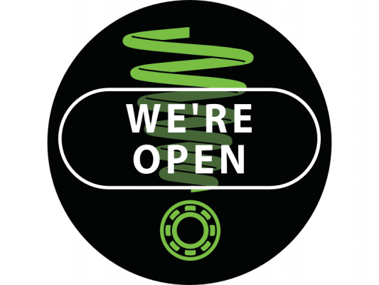 COVID-19: We're Open for Orders & Service