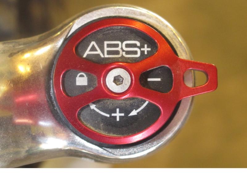 Manitou ABS+ Tuning