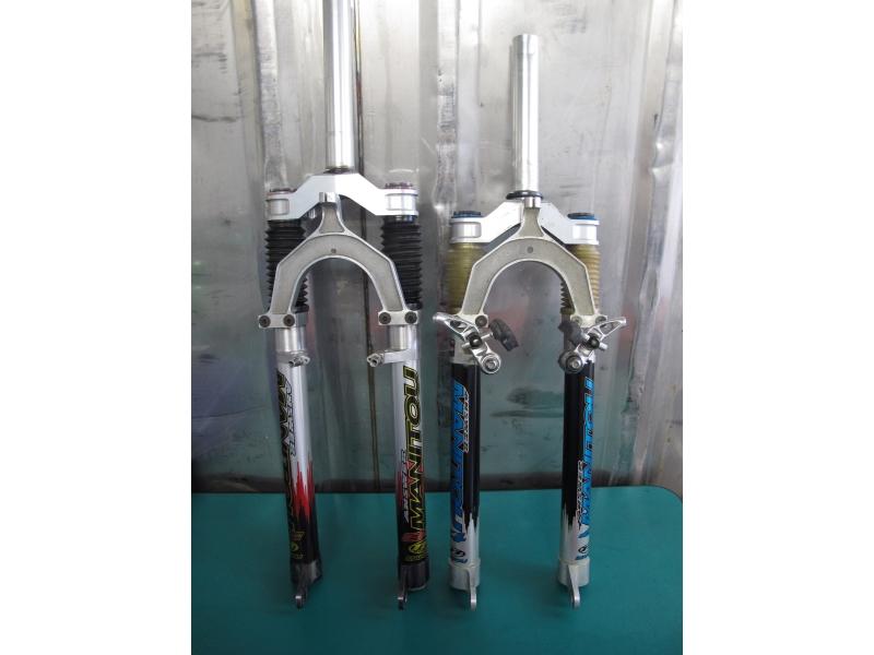 Historic Manitou Forks