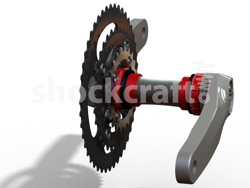 Bottom Brackets & Undersize Cranks