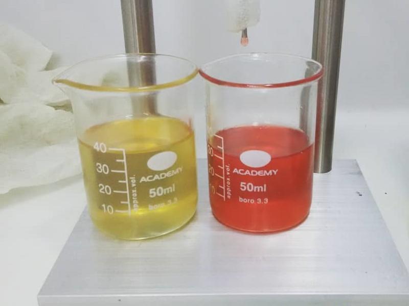 Fork Bath Oils