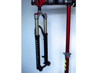 """Custom Built 29"""" 120 mm 1 1/8"""" Steerer Black 20mm (Manitou)"""