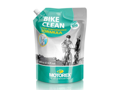 Bike Clean Refill 2 litre (Motorex)