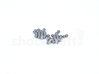 2 mm Stainless Steel Loose Ball Bearing (Monocrome)