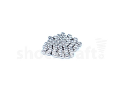 "3.175 mm (1/8"") Stainless Steel Loose Ball Bearing (Monocrome)"