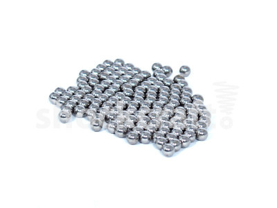 4 mm Stainless Steel Loose Ball Bearing (Monocrome)