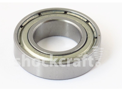 Shielded side of 7902-1ZS FC Angular Contact Bearing (Enduro MAX)