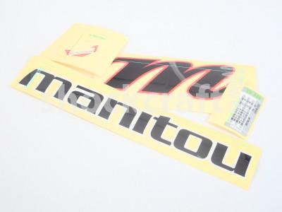 R7 2013/14 MRD Decal Kit (Manitou)