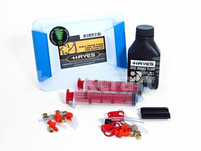 Pro Bleed Kit with DOT 4 Fluid (Hayes)