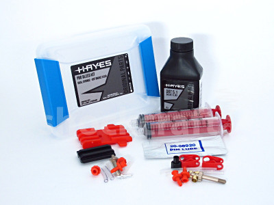 Pro Bleed Kit with DOT 5.1 Fluid (Hayes)
