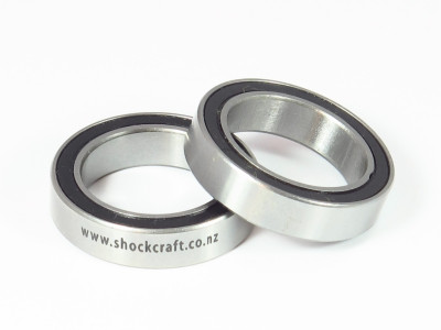 ISIS Drive Steel Bottom Bracket Bearing Kit (Monocrome)