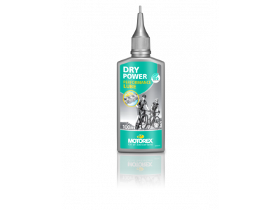 Chain Lube - Dry Power 100 ml (Motorex)