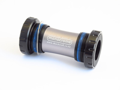 Road External Bottom Bracket Black - MCEBB101 (Monocrome)