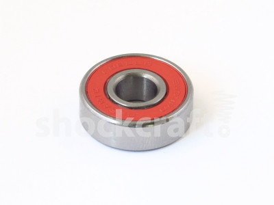608-2RS Ceramic Hybrid Caged Bearing (Enduro)