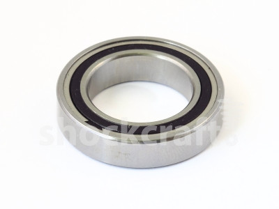 61804-2RS Steel ABEC 5 Caged Bearing (Enduro)