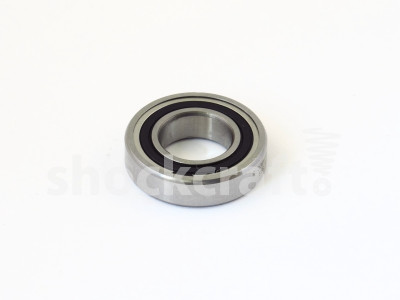 61901-2RS Steel ABEC 5 Caged Bearing (Enduro)