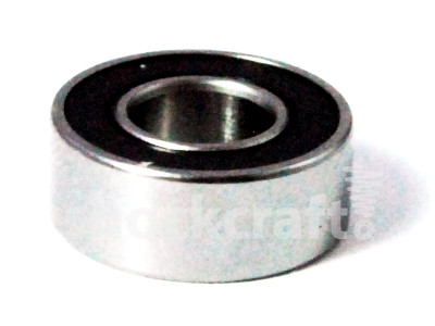 686-2RS Steel Caged Bearing (SKF)