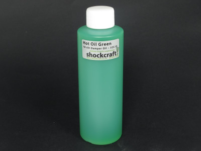 Hot Oil Green 250 cc (Shockcraft)