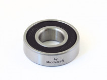 6001-2RS Steel Caged Bearing (Monocrome)
