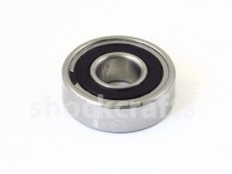 61000-2RS Steel ABEC 5 Caged Bearing (Enduro)