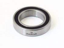 6804-2RS Steel Caged Bearing (Monocrome)