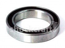 6805-2RS Stainless Steel Caged Bearing (Monocrome)