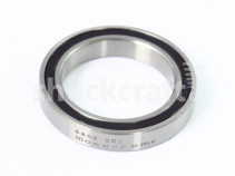 6806-2RS Steel Caged Bearing (Monocrome)