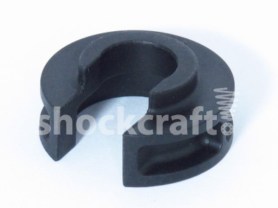 121-30396 Travel Spacer 10 mm thick with spigot for 12.7 mm shaft (Manitou)