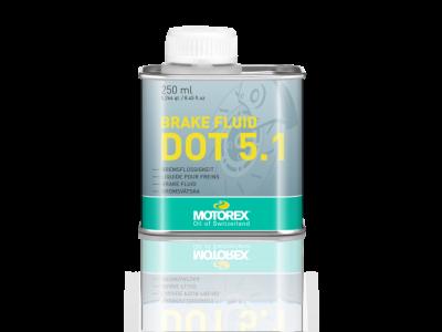 Brake Fluid DOT 5.1 250 ml (Motorex)