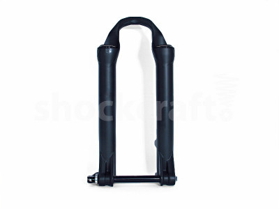 "32mm Lower Legs 26"" QR15 Thru Axle Black (Manitou)"