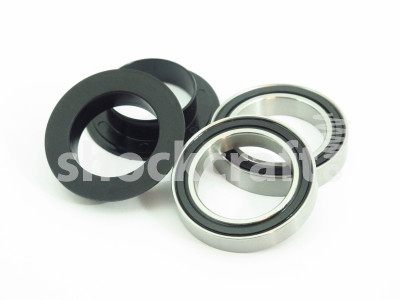 Rebuild Kit for Monocrome Bottom Brackets (6805 Stainless Steel)