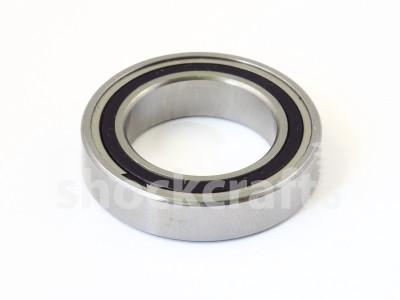 61804-2RS Steel ABEC 5 Caged Bearing (Enduro)