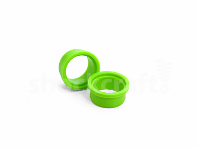 """1/2"""" Low Friction Flanged Bushing Pair"""