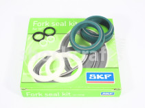 Fox 34 mm Flangeless Fork Seal Kit (SKF)