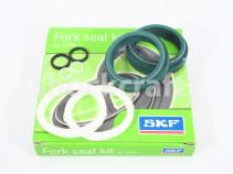 Fox 40 mm Flangeless Fork Seal Kit (SKF)