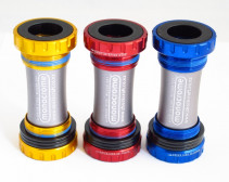 MTB External Bottom Bracket Std Colours - MCEBB001 (Monocrome)