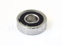61000-2RS Steel ABEC 5 Caged Bearing (Enduro)
