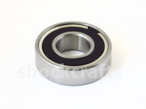 61001-2RS Steel ABEC 5 Caged Bearing (Enduro)