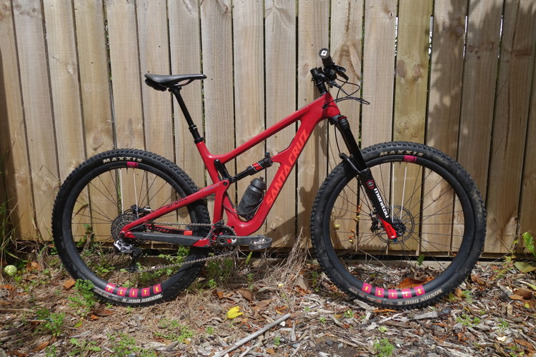 Shockcraft Bike of the Month March 2017