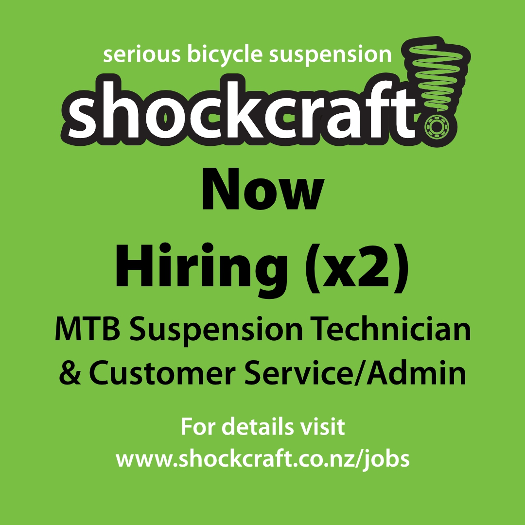 Shockcraft Now Hiring