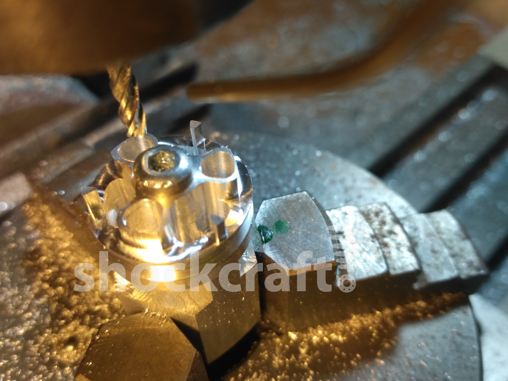 Manufacture of High Flow Piston