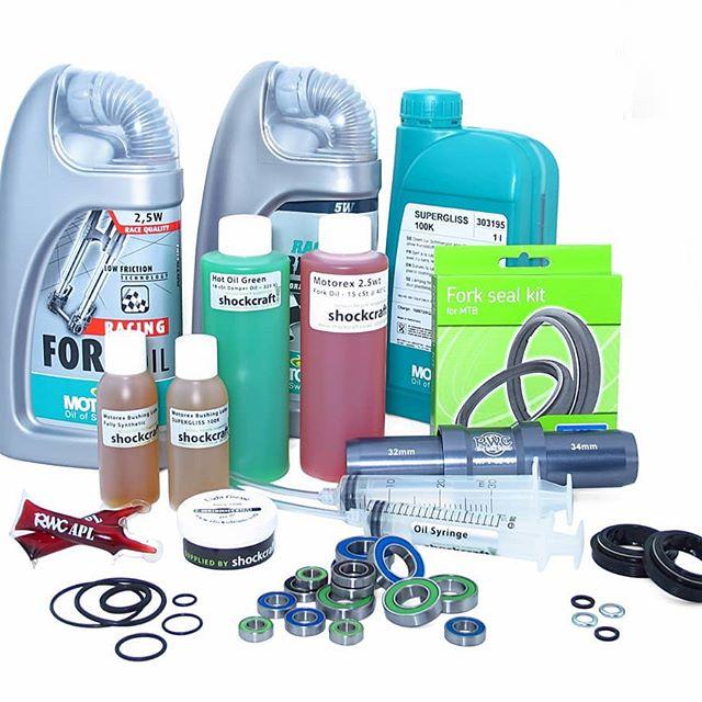 Shockcraft DIY Service Kits