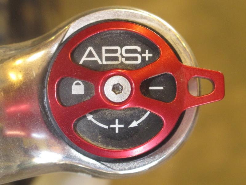 Manitou ABS+